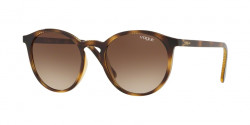 Vogue VO 5215 S W65613  DARK HAVANA brown gradient