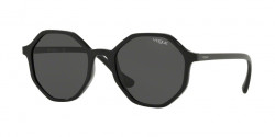 Vogue VO 5222 S W44/87  BLACK grey