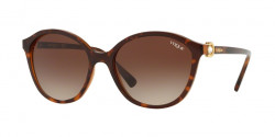Vogue VO 5229 SB 238613  DARK HAVANA/LIGHT BROWN TRANSP brown gradient