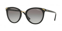 Vogue VO 5230 S W44/11  BLACK grey gradient