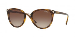 Vogue VO 5230 S W65613  DARK HAVANA brown gradient