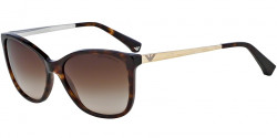 Emporio Armani EA 4025 502613 DARK HAVANA brown gradient