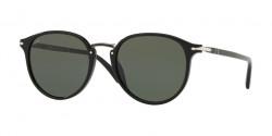 Persol PO 3210 S 95/31  BLACK green
