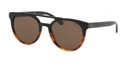 Polo Ralph Lauren PH 4134 558173  BLACK ON TORTOISE  brown