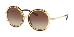 Ralph Lauren RL 7060 934813  SANDED GOLD/DARK HAVANA brown gradient