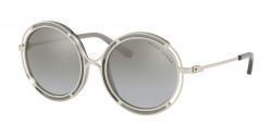 Ralph Lauren RL 7060 93516V  SANDED SILVER/CRYSTAL GREY light grey mirror grad silver
