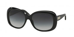 Ralph Lauren RL 8087 50018G  BLACK  gray gradient
