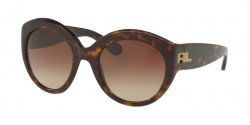 Ralph Lauren RL 8159 500313  DARK HAVANA brown gradient