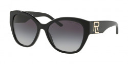 Ralph Lauren RL 8168 50018G  BLACK grey gradient