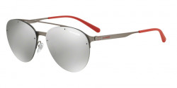Arnette AN 3075 DWEET D 700/6G  GUNMETAL light grey mirror silver