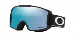 Oakley OO 7095 LINE MINER YOUTH 709502  MATTE BLACK kolor soczewek: prizm snow sapphire iridium
