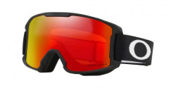Oakley OO 7095 LINE MINER YOUTH 709503  MATTE BLACK  kolor soczewek: prizm snow torch iridium